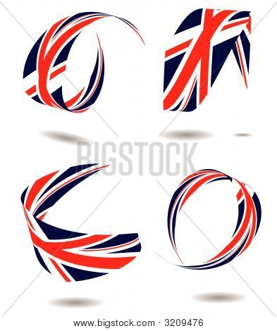 Union Flag Ribbon