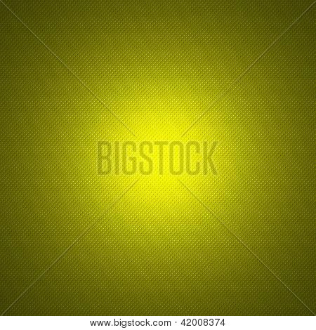 Yellow Metal Abstract Background