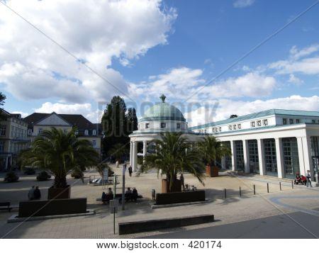 Hyllige Born, Bad Pyrmont, Germany
