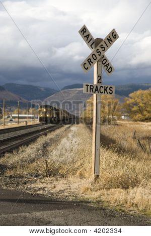 5862 Train Coming