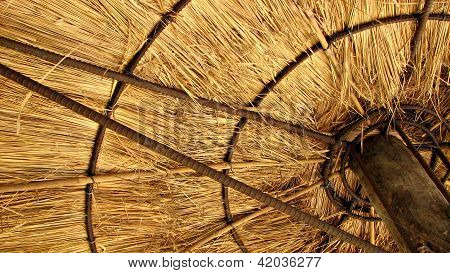 Thatch Ceiling Details