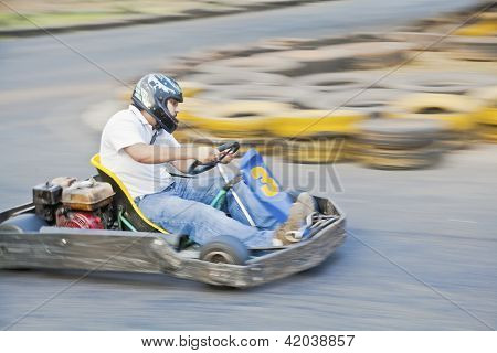 Fast Go And Driver