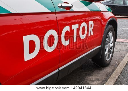 Doctors Call Out Car