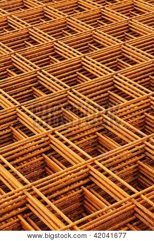 Welded Wire Fabric (wwf)