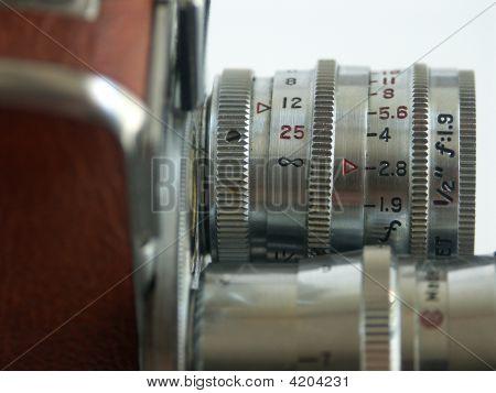 Turret Lens Dials