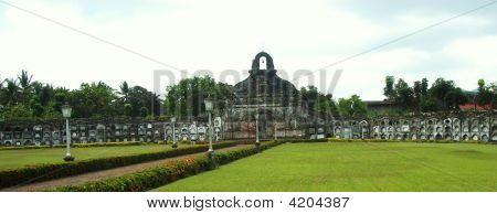 Nagcarlan Cemetery