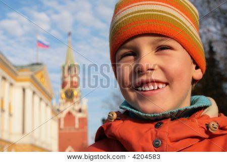 Boy And Kremlin