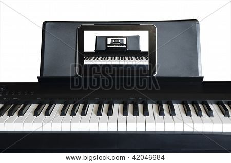 Electric piano