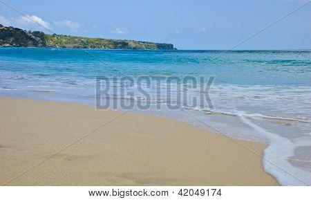 Dreamland Beach, Indonesia