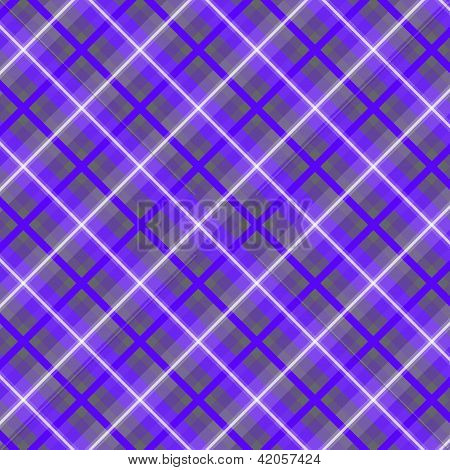 Seamless Bright Blue Diagonal Texture Background