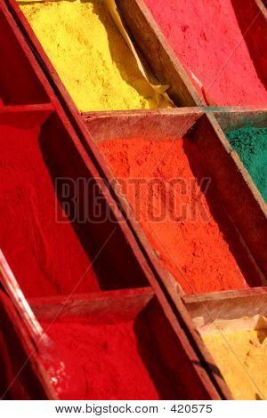 Tika Powders
