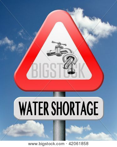 water shortage caused by drought aridification and overpopulation scarcity or dificit in drinking water can lead to conflict or war