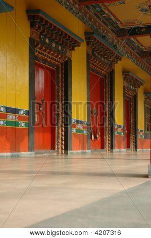 Karmapa International Buddhist Institute (Kibi) In Delhi