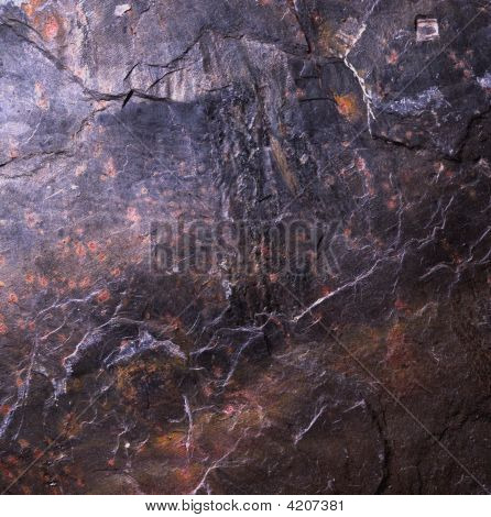 Background Of Textured Slate
