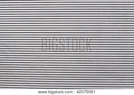 Metal Horizontal Lines