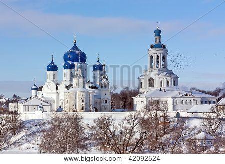 Holy Bogolyubovo Monastery, Russia