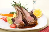 Rosemary Lamb Chops