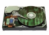 Hard Disk Drive poster