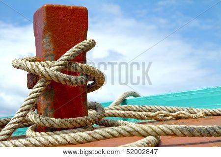Ship Bollard