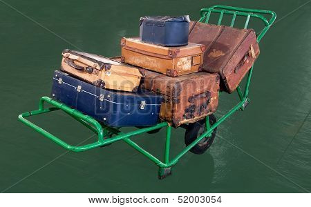 Abandoned Luggage
