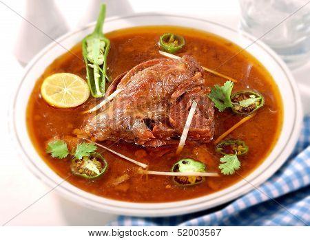 Tender Beef Nihari