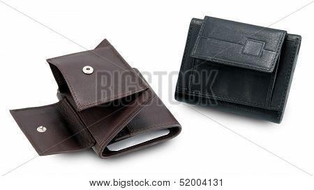 Two Stylish Wallets