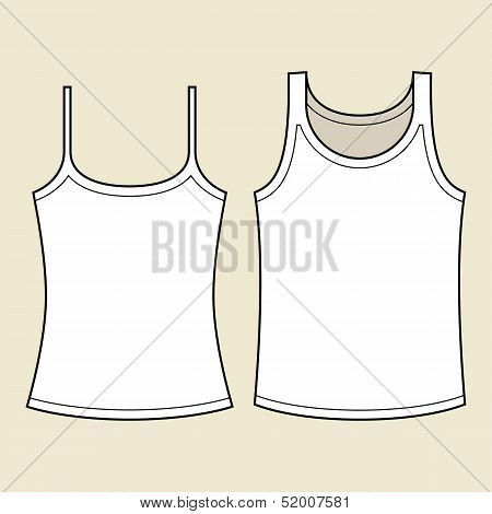 Vector Singlets Template