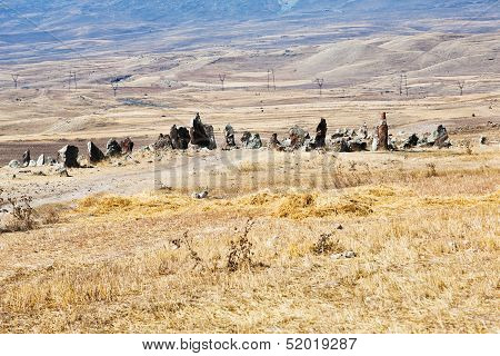Zorats Karer - Megalithic Monument In Armenia