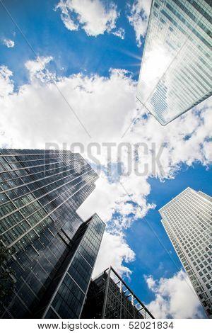 Skyscrapers, Canada Square