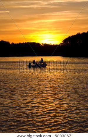 Pesca Sunrise