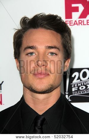 LOS ANGELES - OCT 7:  Alexander Dreymon at the