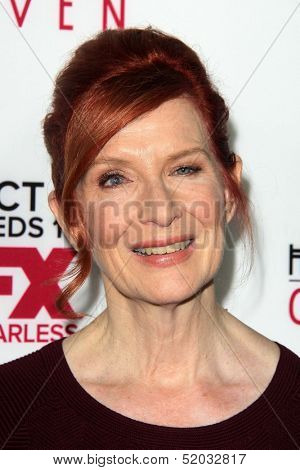 LOS ANGELES - OCT 7:  Frances Conroy at the