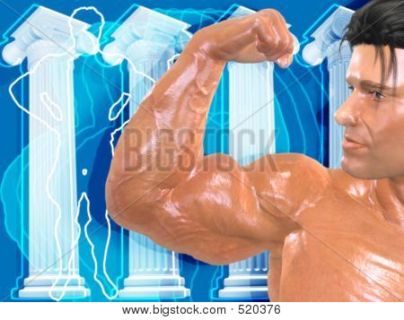 Body Building Bg002