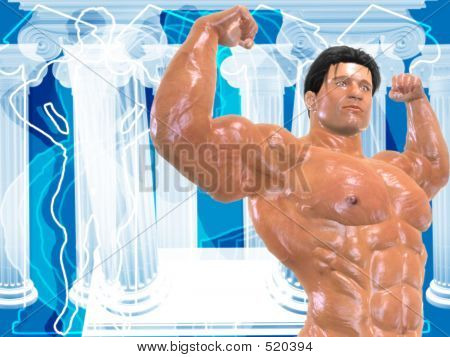 Body Building Bg006