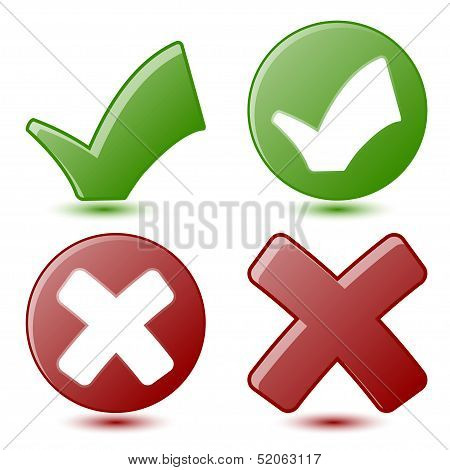 Permission buttons