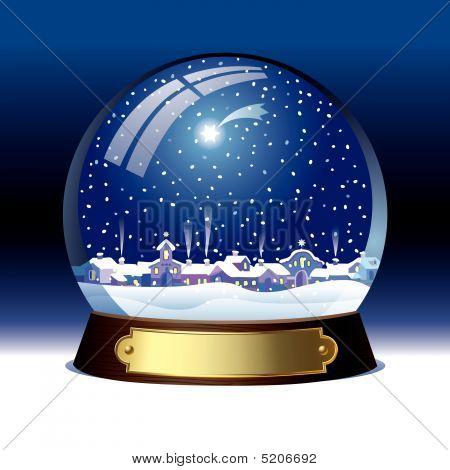 Globo de la nieve