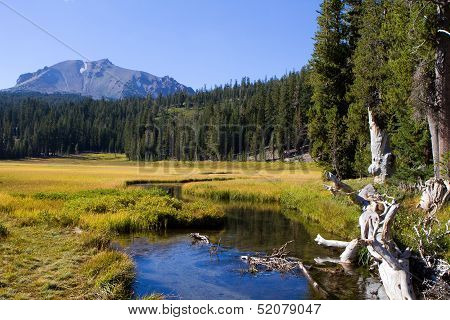 Lassen Mountain Stream