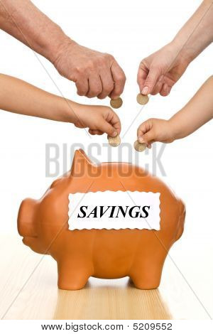 Educación financiera y el concepto de ahorrar dinero