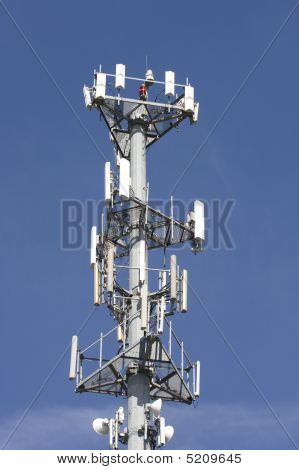 Cell Phone Communication Tower