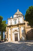 foto of mater  - Sanctuary Church of Mater Domini. Mesagne. Puglia. Italy.
