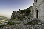 foto of salvatore  - San Salvatore church in Caltabellotta  - JPG