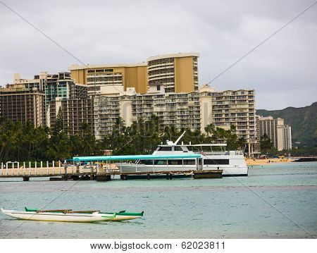 Boats in Hawaii