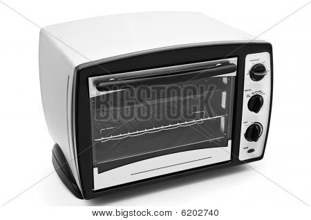 Kitchen Oven Isolated