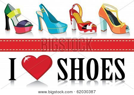 Colorful Fashion Women's Shoes