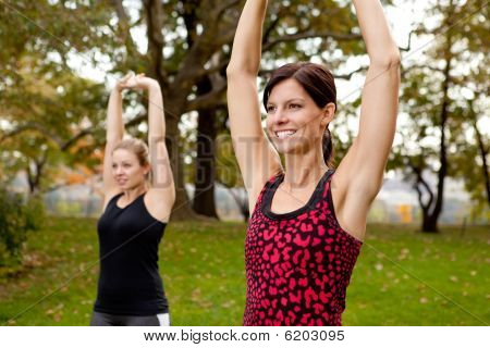 Stretching Exercise