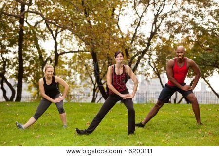 Stretch Park