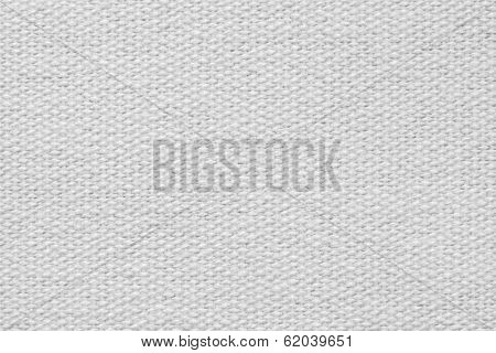 Gray Coarse-grained Texture Of Rough Fabric