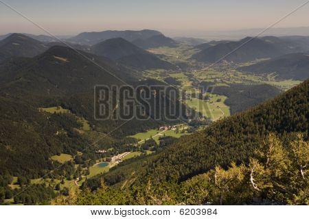 Valley Under The Schneeberg