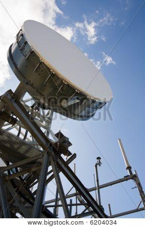 Relay Communication Antenna