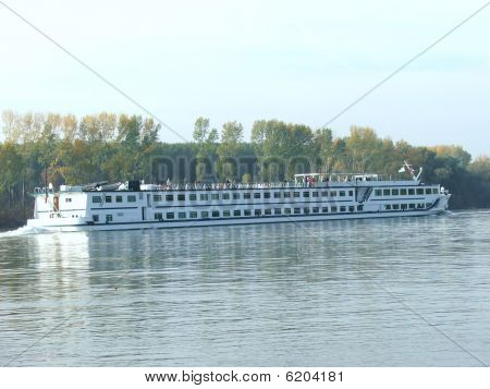 The big River Ship